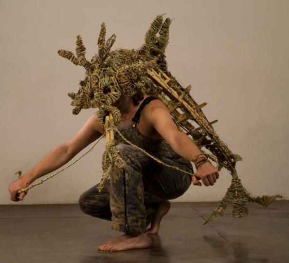 PERSONAJES SIN TIEMPO: Mito y arte en la obra de FRANCISCO RÍOS
