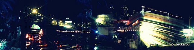 Panoramica Melbourne Festival Hub