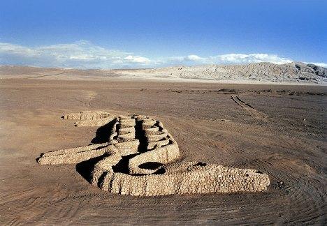 Lenguaje Ancestral. Llano de la Paciencia. Desierto de Atacama, Chile.