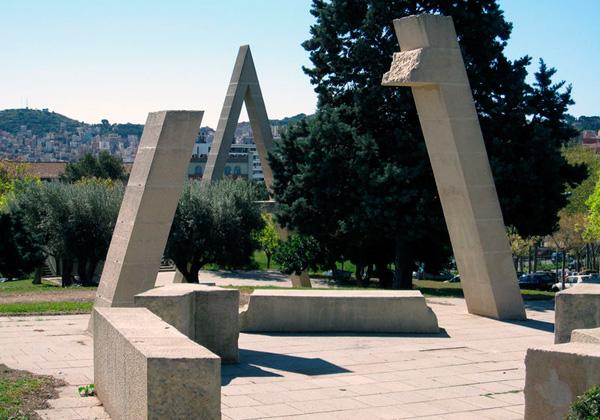 _Poema_visual_(destrucció)_-_Joan_Brossa_-_Barcelona